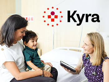 Regsiter to watch Kyra Launch Event, Future of Digital Hospitals